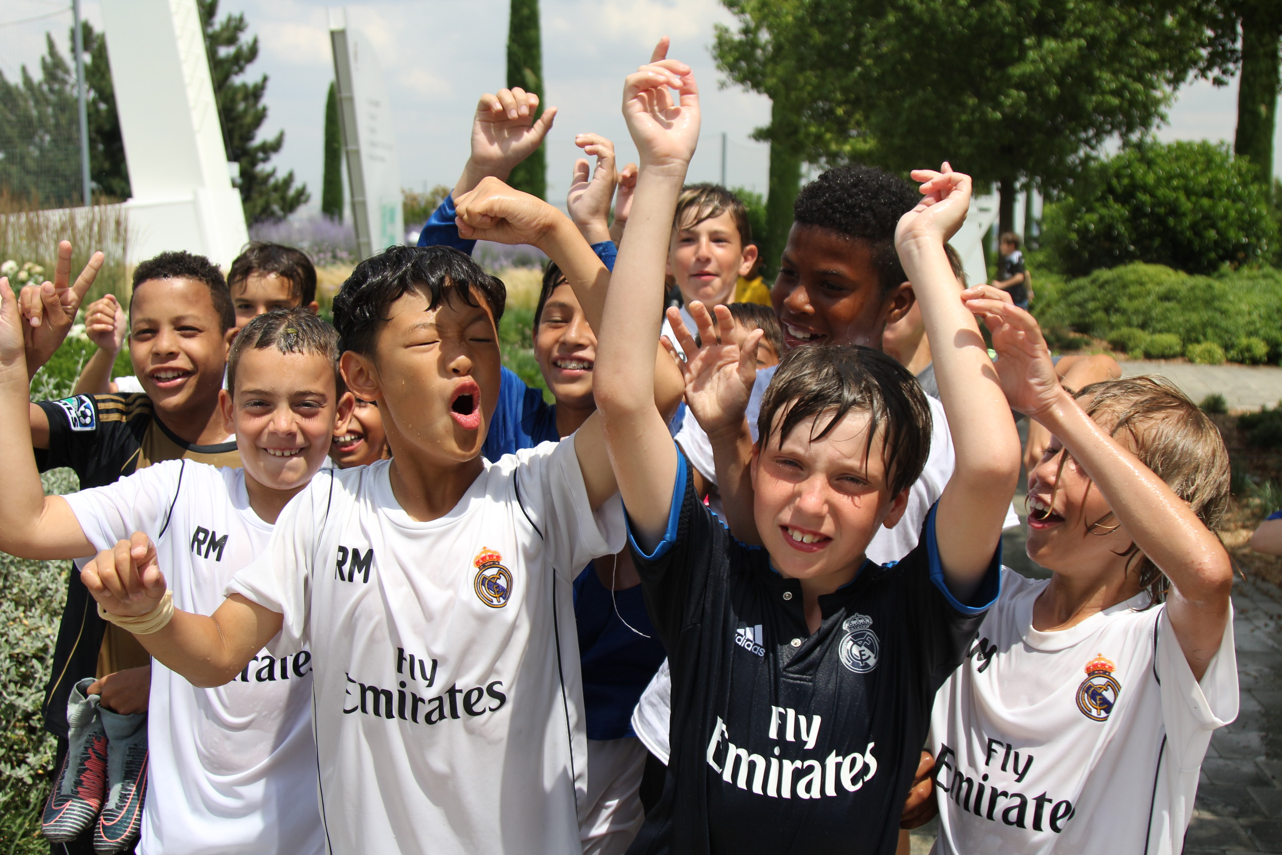 Campus Experience Real Madrid Foundation